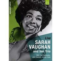 Sarah Vaughan - Jazz Legends: Sarah..