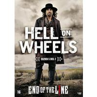Hell on wheels - Seizoen 5 deel 2 (DVD)