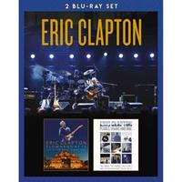 Eric Clapton - Slowhand At 70: Live A/T Rah + Plai