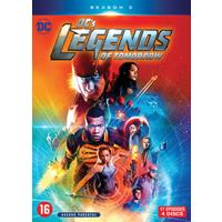 LEGENDS OF TOMORROW SEIZOEN 2 DVD