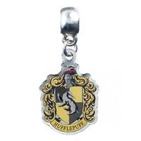 Carat Shop, The Harry Potter Charm Hufflepuff Crest (silver plated)