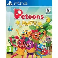 PS4 Petoons Party