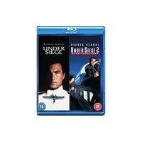 Under Siege/Under Siege 2 - Dark Territory Blu-ray