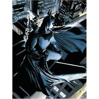 SD Toys DC Comics Glass Poster Batman Watcher 30 x 40 cm