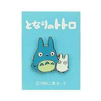 Benelic My Neighbor Totoro Pin Badge Middle & Small Totoro