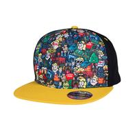 Gaya Entertainment Fallout Snapback Cap Emoji