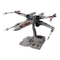 Bandai Star Wars Plastic Model Kit 1/72 X-Wing Starfighter