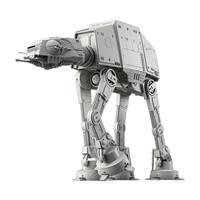 Bandai Star Wars Plastic Model Kit 1/144 AT-AT