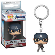 Pop! Keychain Avengers Endgame Pocket POP! Vinyl Keychain Captain America 4 cm