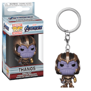 Pop! Keychain Avengers Endgame Pocket POP! Vinyl Keychain Thanos 4 cm