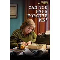 Can You Ever Forgive Me? DVD