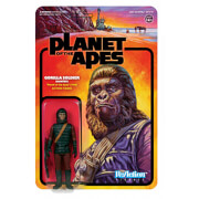 Super7 Planet of the Apes ReAction Action Figure Gorilla Soldier (Hunter) 10 cm