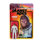 Super7 Planet of the Apes ReAction Action Figure Cornelius Astronaut 10 cm