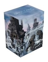 Ultimate Guard Basic Deck Case 80+ Standard Size Lands Edition II Island