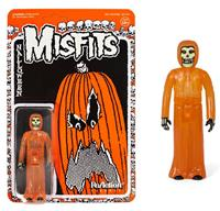 Super7 Misfits ReAction Action Figure The Fiend (Halloween) 10 cm