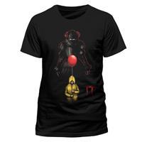 CID It T-Shirt Lurking Clown Size M