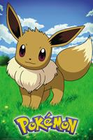 GB eye Pokémon Poster Pack Eevee 61 x 91 cm (5)
