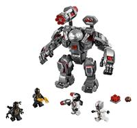 LEGO Marvel Avengers 76124 War Machine Buster
