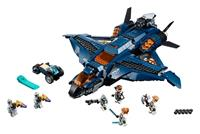 LEGO Marvel Super Heroes - Avengers Ultieme Quinjet
