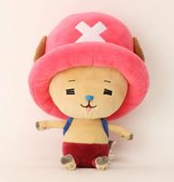 Sakami Merchandise One Piece Plush Figure Chopper New Ver. 1 25 cm