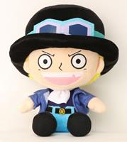 Sakami Merchandise One Piece Plush Figure Sabo 25 cm