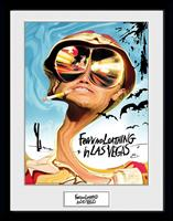 GB eye Fear and Loathing in Las Vegas Framed Poster Key Art 45 x 34 cm