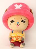 Sakami Merchandise One Piece Plush Figure Chopper New Ver. 2 45 cm
