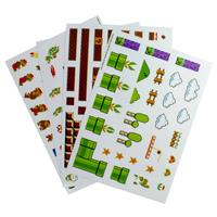 Paladone Products Super Mario Bros Gadget Decals Iconic Characters