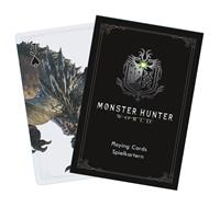 Sakami Merchandise Monster Hunter World Playing Cards Monsters