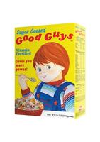 Trick Or Treat Studios Child's Play 2 Replica 1/1 Good Guys Cereal Box