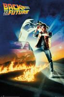 GB eye Back to the Future Poster Pack Key Art 61 x 91 cm (5)