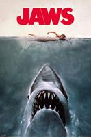 GB eye Jaws Key Art Poster 61x91,5cm