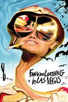GB eye Fear and Loathing in Las Vegas Poster Pack Key Art 61 x 91 cm (5)