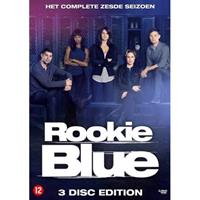 Rookie blue - Seizoen 6 (DVD)