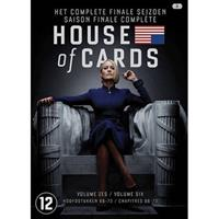 House Of Cards - Seizoen 6 DVD