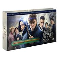Fantastic beasts and where to find them (Limited edition) (Blu-ray)