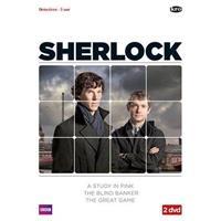 Sherlock - Seizoen 1