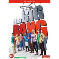 Big Bang Theory - Seizoen 10 DVD