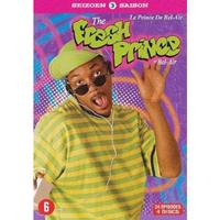 Fresh prince of Bel Air - Seizoen 3 (DVD)