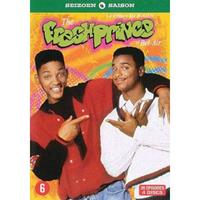 Fresh prince of Bel Air - Seizoen 4 (DVD)