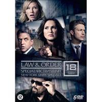 Law & order S.V.U. - Seizoen 18 (DVD)