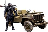 Max Factory The Red Spectacles Plastic Model Kit 1/20 PLAMAX MF-35 minimum factory Protect Gear & Vehicle 9 cm