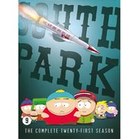 South park - Seizoen 21 (DVD)