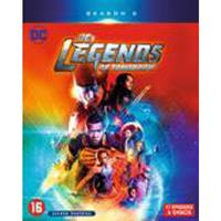 LEGENDS OF TOMORROW SEIZOEN 2 Blu-ray