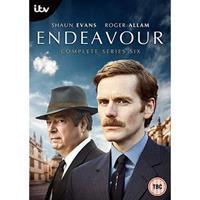 Endeavour Morse - Seizoen 6 (DVD)