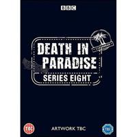 Death In Paradise - Seizoen 8 DVD