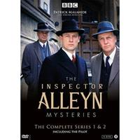 Inspector Alleyn mysteries - Complete collection (DVD)