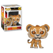 Pop! Vinyl The Lion King (2019) POP! Disney Vinyl Figure Simba 9 cm