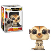 Pop! Vinyl The Lion King (2019) POP! Disney Vinyl Figure Timon 9 cm