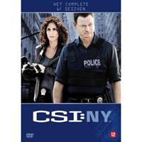 CSI New York - Seizoen 6 (DVD)